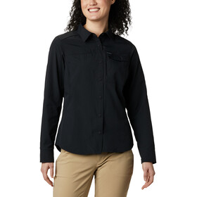 Columbia Silver Ridge 2.0 Longsleeve Shirt Women black